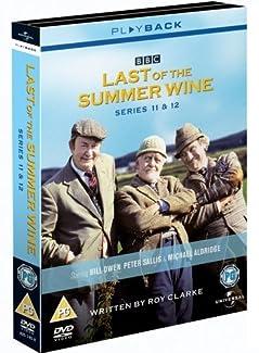 Last Of The Summer Wine - Series 11 & 12
