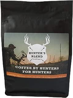 Hunter's Blend Black Powder Whole Bean (Dark Roast), Direct Trade