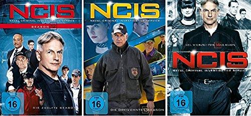 Navy CIS / NCIS Staffel 12+13+14 im Set - Deutsche Originalware [18 DVDs]