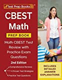 CBEST Math Prep Book: Math CBEST Test Review with Practice Exam Questions [2nd Edition]