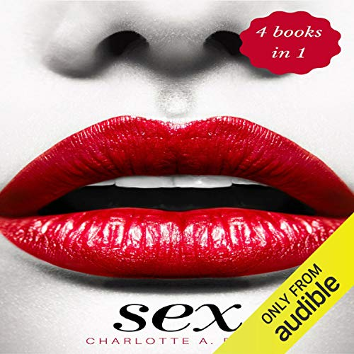 Sex: 4 Books in 1: Tantric Sex, Kama Sutra, Dirty Talk & Sex Positions Titelbild