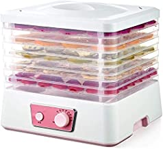 Mini sèche fruits secs minuterie thermostat réglable pour les légumes fruits viande et des collations santé chili