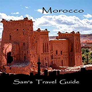 Morocco: Essential Travel Tips audiobook cover art