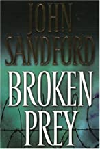 The Prey Hardcover Gift Collection by John Sanford : 6 Book Set : Mortal Prey / Easy Prey / Chosen Prey / Naked Prey / Hid...