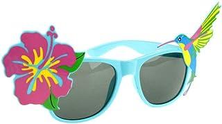 QPRER - Gafas De Sol,Paloma Patrón De La Novedad Chica Clásica IR De Compras Gafas De Sol Verano Niños Diariamente Al Aire Libre Gafas Niño Seaside Fiesta Decoraciones Cumpleaños Día del Niño Regalo