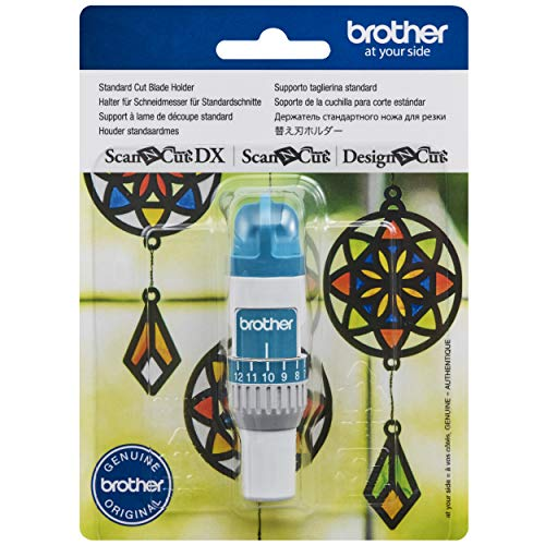 Brother ScanNCut Standard Cut Blade Holder CAHLP1, Replacement Accessory, Create Cardstock, Craft Foam, Vinyl, Fabric and Paper Projects