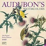 Audubon s Watercolors 2022 Wall Calendar: The Original Birds of America