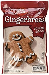 Image: Betty Crocker Gingerbread Cookie Mix 17.5 Oz (Pack of 2)