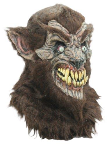 Generique - Masque intégral Loup Garou Adulte Halloween