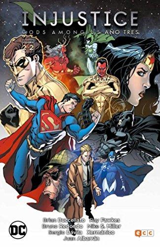 Injustice: Año 3 Vol. 2 (Injustice: Gods among us Año tres)