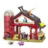 B. Toys Baa-Barn Set Musical – Luces y Sonidos Granja para niños de 2 años en adelante (Branford...