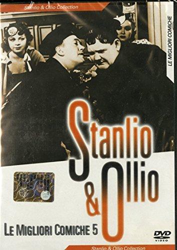 Stanlio & Ollio Le migliori comicheVolume05