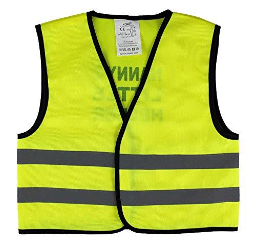 Kentex Online Jungen Arbeitsjacke Gr. S (55,88 cm Brust), Gelb