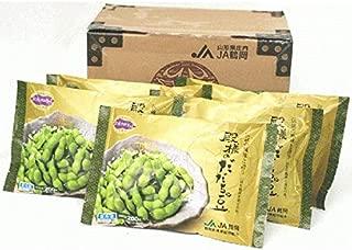 やさい 山形県鶴岡市 殿様のだだちゃ豆(冷凍)200g×5袋