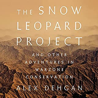 The Snow Leopard Project audiobook cover art