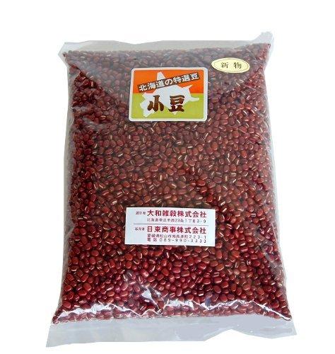 北海道産 小豆(十勝小豆) 【1kg】