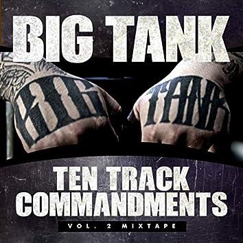 Ten Track Commandments,Vol.2 Mixtape