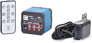 14 MP TV HDMI USB業界デジタルC - Mount顕微鏡カメラTFビデオRecoder DVR [並行輸入品]