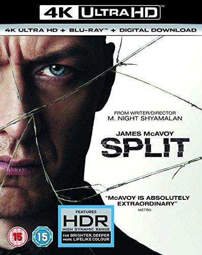 Split [Edizione: Regno Unito] (2 Blu-Ray) [Edizione: Regno Unito]