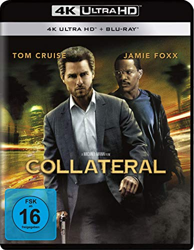 Collateral (4K Ultra HD) (+ Blu-ray 2D)