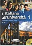 L'italiano all'universita - Libro + CD Audio 1 (Level A1-A2)