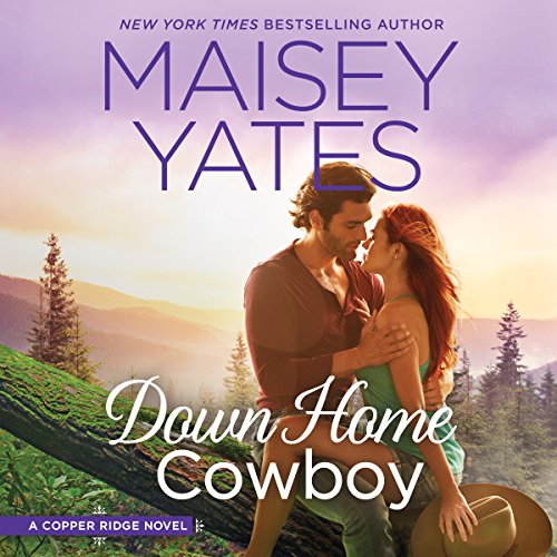 Down Home Cowboy audiobook cover art