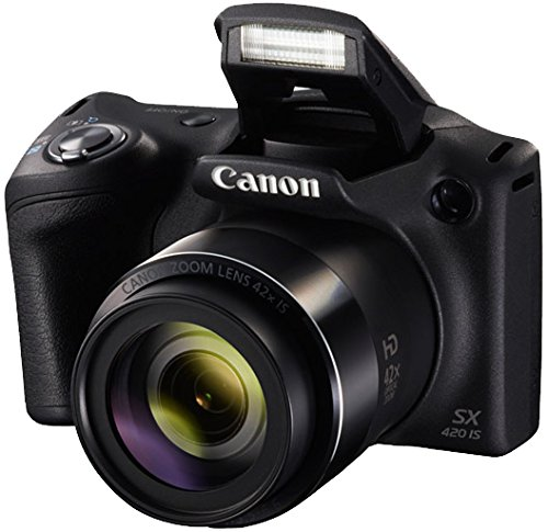 Canon Powershot SX420 is 42 Multiplier_x