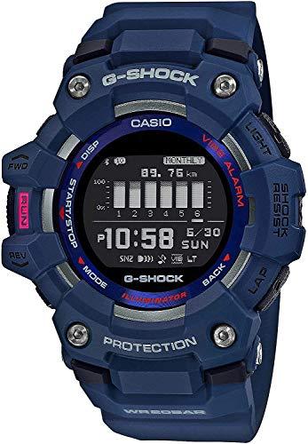 Casio Reloj Digital para Hombre de Cuarzo con Correa en plástico GBD-100-2ER