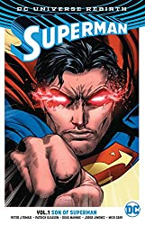 Rebirth Superman v1 Son Of Superman