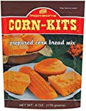Morrison's Prepared Kit Mixes (Pack of 12 Pouches) (Corn-Kits (Corn Bread Mix))