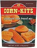 Morrison's Prepared Kit Mixes (Pack of 12 Pouches) (Corn-Kits (Corn Bread Mix))