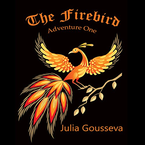 Firebird: Adventure One audiobook cover art