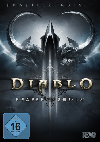 Diablo III: Reaper of Souls - Collector's Edition (Add - on) [UK Version] - [PC]...