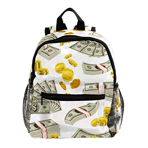 Mochila escolar ligera, mochila de viaje, campamento al aire libre, diseño de flores de cerezo