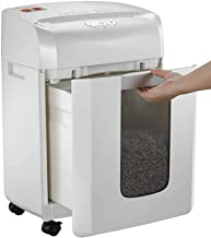 $420 » wangzi 8-Sheet Cross-Cut Paper Shredder, Office Commercial Paper Shredder, 5 Levels of confidentiality, 60 Minutes of Cont...