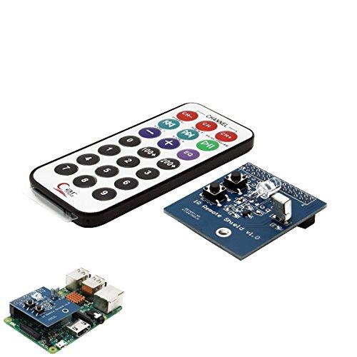 BouBou Ir Infrarot Empfänger Und Sender Erweiterungskarte Für Raspberry Pi