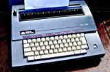 Best Electric Typewriters - Smith Corona SL 460 Electric Typewriter Portable Correctable Review