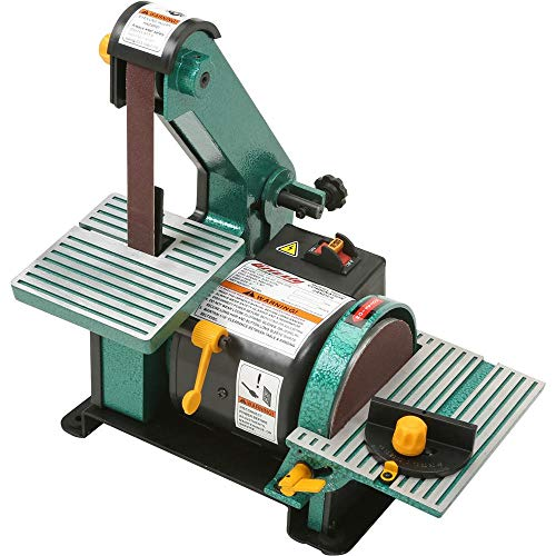Grizzly Industrial Belt Disc Sander