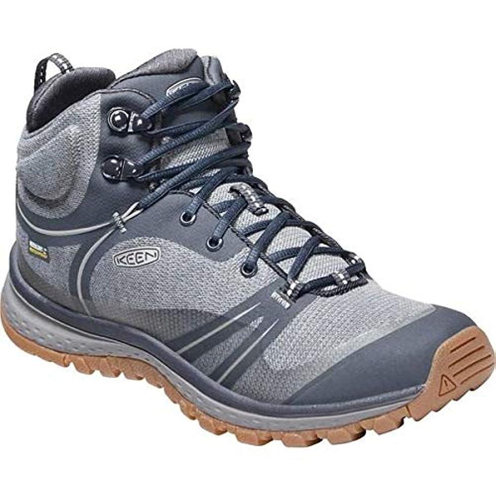 夕食を食べる敵層[キーン] レディース ブーツ&レインブーツ Terradora Mid Waterproof Hiking Boot [並行輸入品]