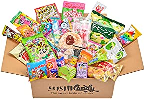 30 Japanse Bonbondoos DAGASHI Set Japanse Snack & Snoep Japanse Kit Kat Voedsel zoete