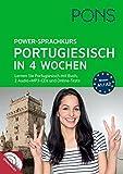 PONS Power-Sprachkurs Portugiesisch: Lernen Sie Portugiesisch mit Buch, 2 Audio+MP3-CD's und Online-Tests - Simone Sabino Becker