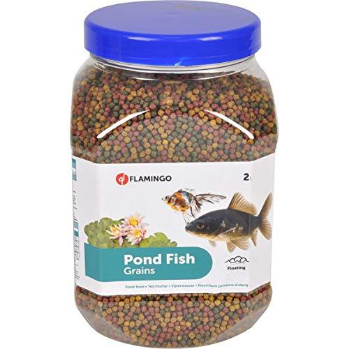 FLAMINGO - Nourriture Poisson d'étang, granulat - 2L