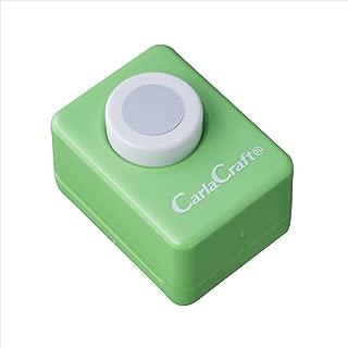 カール事務器 クラフトパンチ スモールサイズ 1/2サークル CP-1