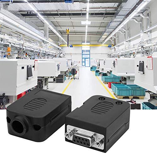 【𝐅𝐫𝐮𝐡𝐥𝐢𝐧𝐠 𝐕𝐞𝐫𝐤𝐚𝐮𝐟 𝐆𝐞𝐬𝐜𝐡𝐞𝐧𝐤】 1A 0,2 Nm Signalmodul-Anschluss, mit seriellem Black Shell-Anschluss, serielle Kommunikation für Field Debugging-Geräte