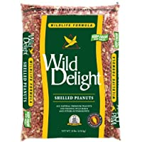 Wild Delight WD380050 Shelled Peanuts 10 lbs + Freight