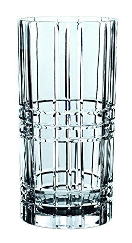 Spiegelau & Nachtmann, Vase, Kristallglas, 28 cm, Square, 0097782-0