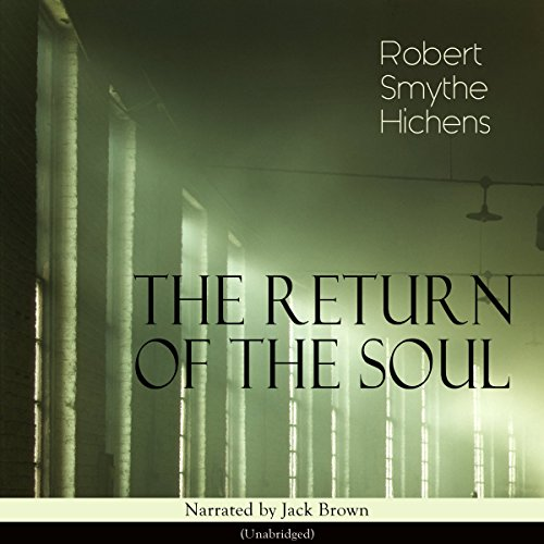 The Return of the Soul audiobook cover art