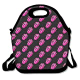 Flamagy Beauty Nauty Fashion Mignon Lunch Bag Lunch Sac À Dos Casual Lunch Box...