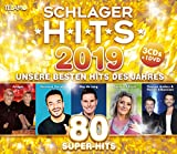 Various: Schlager Hits 2019 (Audio CD)