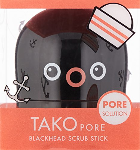 TONYMOLY Tako Pore Blackhead Scrub Stick 2